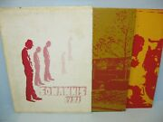 1971 Somanhis Books 12 And Slipcase Manchester High Sch Manchester Ct Yearbook