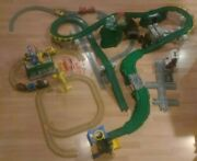 Play Toy Town Sets Figures Trains Tracks Fisher Price
