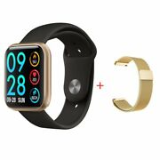 Touch Screen Smart Watch Fitness Tracker Phone Mate For Samsung M30 M20 S9 S8 S7