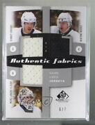 2010-11 Sp Game Used Edition /7 Alex Ovechkin Nicklas Backstrom Mike Green