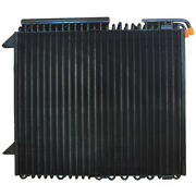 Re201742 A/c Condenser With Fuel And Oil Cooler Fits John Deere 7720 7820 7920
