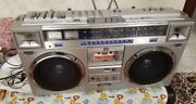 Victor Rc- M70 Stereo Boombox