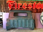 Vintage 1960's Chevrolet Chevy Truck Rear Cab Wall Decor Bed Headboard Mancave