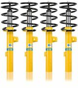 Bilstein B12 Kit Front And Rear B8 Shocks And Eibach Spring Set 46-188434