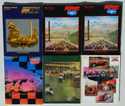 Lot Of 19 Indianapolis 500 And Brickyard 400 Official Program Guides