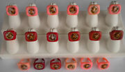 Lot Of 18 Borden Elsie The Cow Toy Rings