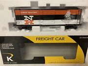 ✅k-line By Lionel Scale New Haven Yankee Clipper Boxcar Lots Hartford 2010