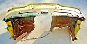 Used Oem ... '62 - '70 Triumph Spitfire Top Deck And Dash Shelf Panels   G930