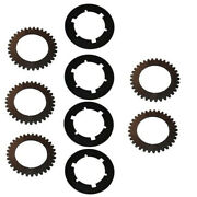 Pto Kit For Oliver Super 55 And 550 Tractors E1657, E1658 Clutch Disc And Plates