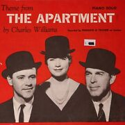The Apartment 1949 Theme By Charles Williams Piano Solo Collectable Sheet Music