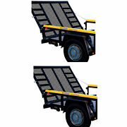 Gorilla Lift 2 Sided Tailgate Utility Trailer Gate And Ramp Lift Assist 2 Pack