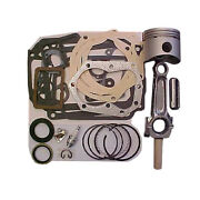 Engine Rebuild Kit With Free Tune Up Piston And Rod For Kohler K301 12hp
