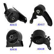 4pcs Engine Motor And Trans Mount For 07-16 Jeep Compass Patriot / Dodge Caliber