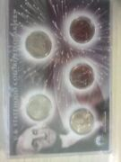 Us Colorized Quarters And Nickel Collection