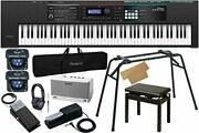 Roland / Juno Ds88 Limited Quantity Full Complete Set Synthesizer Ds