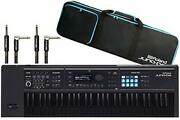Roland / Juno Ds61b Limited Quantity Case Carry With Genuine Black