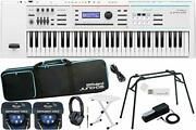 Practice Support At Home Roland/juno Ds61w Limited Quantity Dp With Keyboard