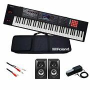 Roland / Fa 07 Super Limited Speaker Set 76 Keyboard Synthesizer With