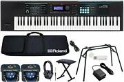 Practice Support At Home Roland / Juno Ds76 Limited Quantity Start Set