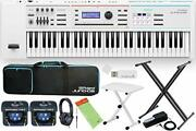 Roland / Juno Ds61w Limited Quantity Keyboard Bench Stand Accessory Set