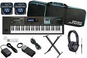 Practice Support With Benefits Roland/juno Ds61 Limited Quantity Dp 2/ev 5