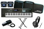 Roland / Juno Ds61 Limited Quantity Dp 10 Start Set Synthesizer Ds