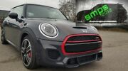 Mini F56 Front Jcw Red Gloss Grille Surround Cover, Cooper S, Jcw F55, F57