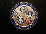 Lewis And Clark Veteran Council Honor Guard Challenge Coin  Zz120thd