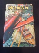 Attic Clean Out Wings Comics 80