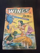 Attic Clean Out Wings Comics 83