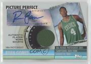 2005 Topps Big Game Picture Perfect Relics /199 Ryan Gomes Shorts Rookie Auto