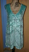 Spell And Gypsy Collective Elsa Sequin Dress Xl New