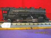 Vintage Lionel Toy Trains O 27 Steam Engine Only With Light Usa 1120  28