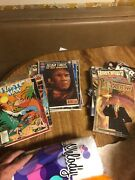 Vintage Comic Books Lot. Dc, Marvel Late 1980s Early 1990s. Good Condition.