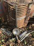 1946 47 48 International Harvester Kb-1 Grille, Fenders And Chrome Grille Covers