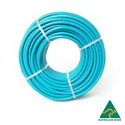 Anti Kink Knitted Garden Hose 18mm - Reinforced Uv Protected 3/4 Water Hose