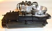 81 Ferrari 400i Right Air Filter Intake Box Fuel Injection Flow Distributor,read