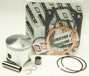 Wiseco Piston And Gasket Kit 89.00mm Pk1821 Yamaha Yz490/wr500 84-93 Fast Shipping