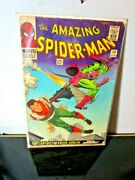 Amazing Spider-man 39 Signed Autographed Stan Lee Marvel Bagged Boarded