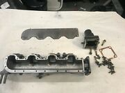 Yanmar Intake Manifold For 4jh3e Marine Diesel Sold As Pictured