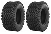 Carlisle All Trail Rear Tires-22x11x10 - 1993-2000 Kawasaki 620 Mule 2510 4x4