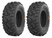 Gbc Dirt Commander Front Tires - 25 X 8 X 12 - 2007-2015 Yamaha 700 Grizzly