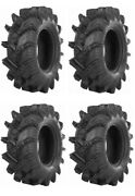 New Complete Set Of Itp Cryptid Tires - 2017 Can-am Maverick X3 X Rs