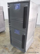 Cambro Cmbphd Insultated Food Carrier Transport Cart With Casters
