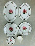 Syracuse China Porcelain Dinnerware Plates And Bowls 466 Total Pieces