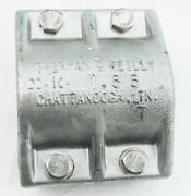 Sherman And Reilly Dc-10-1.66, Duct 1.66 Underground Coupler - 10032357