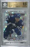 2013 Anthology Prizm Update Spring Expo Cracked Ice Morgan Rielly Bgs 9.5 Rookie