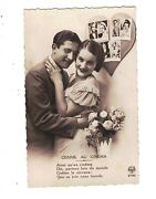 Md2209 Flapper Collecting Real Photo Postcards Of Moviestars