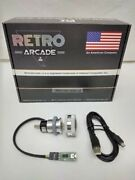 New Spintrack Arcade Usb Spinner Kit By Retroarcade.us For Mame Systems