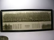 Antique Military Graduation Picture 1946 Ordnance Training Center Maryland Army